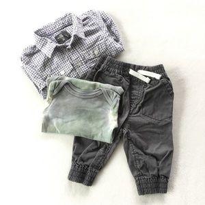 Tie dye bodysuit outfit bundle